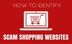 How to identify fake online stores